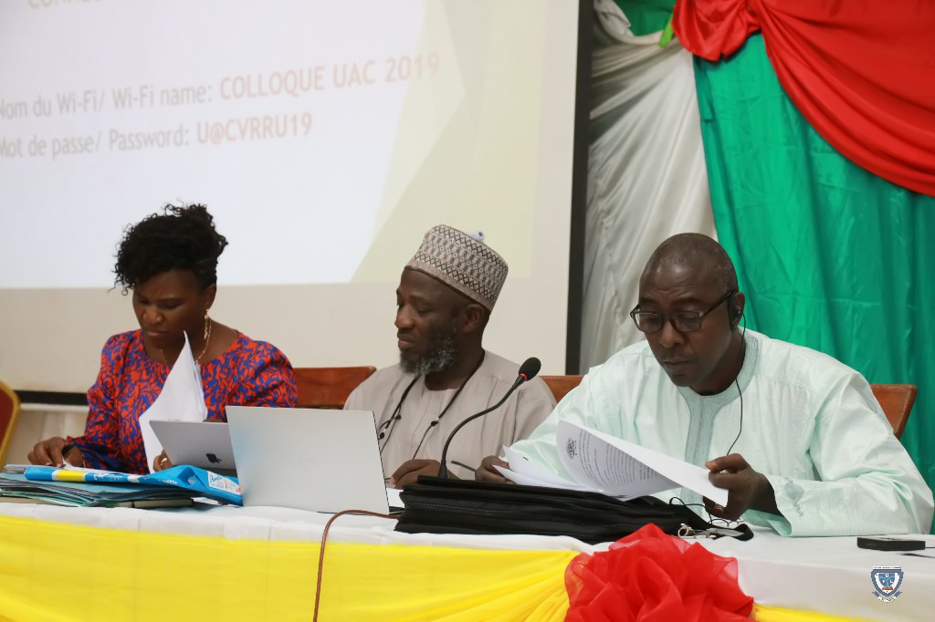 The 7th Conference and 9th AGM of the Association of West Africa Universities held in Benin Republic