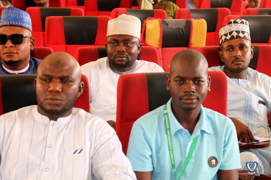 Cross-section of ANUPA Members at the In-House Training held at the University Auditorium
